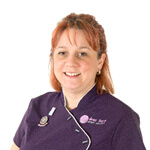 Claire Pettman - Dental Health Fitness Trainer and Clinical Co-ordinator